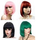 Short Bob Costume Wig - Choice of 18 Amazing Colors!  China Girl Wigs