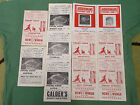 Scottish League/Cup Matches Programmes 1960-1970 Season Please Select From