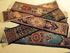 Dolls House Miniature 1/12th Scale Turkish Style Carpet Runner 4.8x22.5cm
