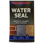 Thompsons Water Seal Pick Size You Would Like Protector Bricks Mortar & Concrete