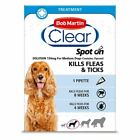 Bob Martin Flea Clear Spot On Flea & Tick Treatment for Dogs & Cats FleaClear
