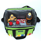 Waterproof Large Insulated Lunch Bag Picnic Box Cooler Tote Bag Shoulder Strap