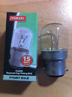 BC SES SBC 15w 25w Clear Pygmy Bulb  Packs of 2, 5, or 10 New