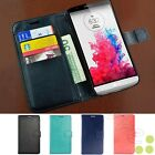 caseen LG G3 Luxury Leather Credit Card Wallet Flip Stand Case Cover