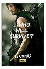 The Walking Dead Poster - Daryl  New - Maxi Size 36 x 24 Inch