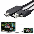 Micro MHL To HDMI 11 Pin Cable Adapter HDTV 1080P for Samsung Note 3 III S4 S5