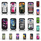 For Motorola Moto G Snap On Hard Rubber Soft Silicone Hybrid Design Phone Case