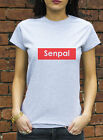 Senpai T shirt 先輩 cartoon animation cute mentor tutor japanese tumblr K397