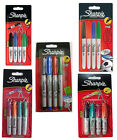 Sharpie Permanent Marker Pens Multi-listing - Mini Markers Ultra / Fine Tips ZYX