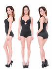 Seamless Full Body Shaper Slimming Girdle Tummy Trimmer Pants Waist Cincher Firm