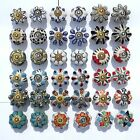 Ceramic Porcelain China Door Knobs  Handles Drawer cupboard wardrobe pulls