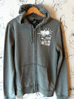 *Brand New &tag* Mens 2014 Hollister by A&F Grey hoodie S & M