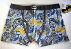 Batman DC Comics Comic Panel All Over Boxer Shorts Briefs Underwear Licensed NIP