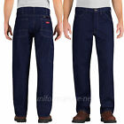 Dickies Jeans Flame Resistant FR Relaxed Fit Carpenter Welder Denim Pants RU900