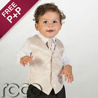 Boys Gold Suit, Page Boy Suits, Boys Christening Outfits, Boys Weding Suits