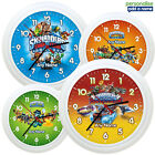 SKYLANDERS Swap Force Giants Personalised Wall Clock Kids Childrens Gift Bedroom