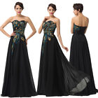 ❤FREE SHIP❤ 2014 Long Formal Gown Cocktail Wedding Bridesmaid Evening Prom Dress