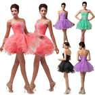 NEW ARRIVAL Voile Prom Dress Party Homecoming Ball Gown Evening Womens Dresses X