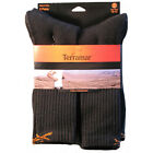 Terramar 6-pack Sport/Work Crew Sock Men's