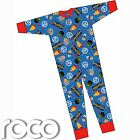 Boys Blue & Red Avengers Onesie Pajamas, Boys Onesies, Kids Onesies, Pyjamas