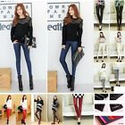 Fashion 1PC Sexy Lady Skinny Stretch Tights Pants Imitation Leather Leggings