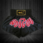 new Muay Thai Boxing MMA Satin Competition Training Shorts Trunks Exercise Pants