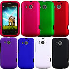 For Huawei Vision II 2 Color Rubberized Snap On HARD Case Cover Accessory