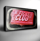 FIGHT CLUB SOAP GICLEE CANVAS WALL ART PRINT *Choose your size