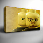 LEGO BREAKING BAD GICLEE CANVAS WALL ART PRINT *Choose your size