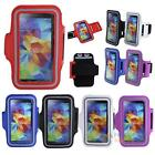 Sport Workout Running Jogging GYM Arm Band Case Cover for Samsung Galaxy S5 #F8s