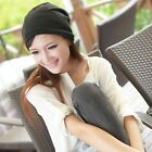 New Skull Unisex Hip-hop Plain Baggy Cotton Blend Baggy Slouch Beanie Hats Caps