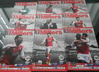 13/14 Rotherham United Home Programmes v Your Choice