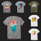 New HOLLISTER By Abercrombie Men La Jolla Cove T Shirt  Tee Size S M L XL NWT