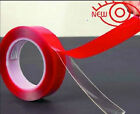 10 meters, Strong Adhesive 3M 7302 Double Sided VHB Acrylic Gel Tape Clear #EJ-2