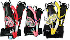Mask Snorkel and fin flipper set SMALL - Kapitol Reef flood free snorkeling!