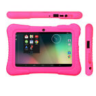 2018 New version 7  Google Android Tablet 16GB Bundle Case for Kids Gift Game US