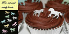 edible horse, cake decorations, Any *4th set free* , birthday