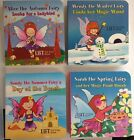 FAIRY BOOK - LIFT THE FLAP STORY BOOKS - BEDTIME STORIES / FAIRY TALES