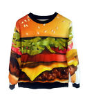 Women & Men 3d T-shirt Sweater Sweatshirt Hoodie Pullover Tops Tracksuit Jumpers