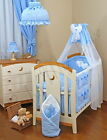 LOVELY  BABY COT COT BED CANOPY DRAPE +CANOPY HOLDER   ROD