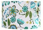 Funky Floral Flower Jade Green  Table Lampshade,Ceiling Pendant,Cushion