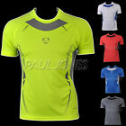 SUPER CHEAP  Mens Short Sleeve Quick-Drying Sports Casual T-Shirts Basic Tee Top