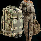 Mens Outdoor Military Sport Tactical Backpack Camping Hiking Hunt Trekking Bag