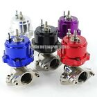 38mm Adjustable External Wastegate Custom 19.8 psi / 1.36 Bar (Choice Of Colour)