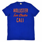 Hollister by Abercrombie T-shirt Mens Graphic Tee Short Sleeve Cali New V456