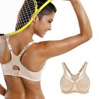 Hight Impact Level 4 Support Non Padded Powerback Underwire Sports Bra