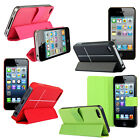 Stylish Magnetic Adsorption Smart Protective Cover Case Stand with Screen Guard