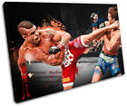 MMA Vitor Belfort Sports SINGLE CANVAS WALL ART Picture Print VA