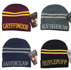 Wool Hat Harry Potter Hufflepuff Slytherin Gryffindor Performing Cosplay Props W