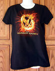 Hunger Games Flaming Mockingjay May The Odds Be Ever In Your Favor T Shirt Top